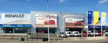 Belgard Renault And Dacia premises