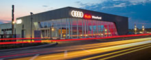 Audi Wexford Audi Approved Plus premises