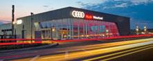 Audi Wexford Audi Approved Plus premises