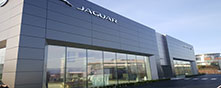Joe Duffy (Jaguar Land Rover) premises