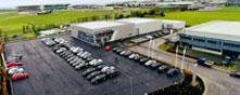Audi Galway Audi Approved Plus premises