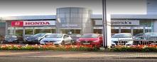 Fitzpatricks Honda Kildare premises