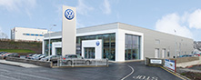 Blackwater Motors Cork (Main Volkswagen Dealer) premises