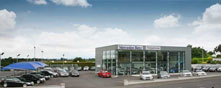 Fitzpatricks Mercedes-Benz Kildare premises