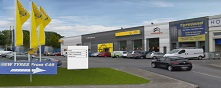 Linders Opel & Citroen Finglas premises