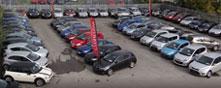 Charton Motor Company premises