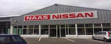 Naas Nissan premises
