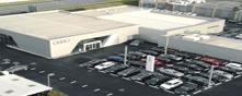 Audi Limerick premises