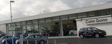 Colm Quinn BMW Galway premises