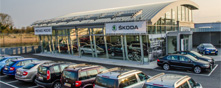 Michael Moore Skoda premises