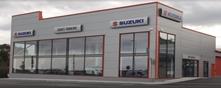 James Tomkins Garage Ltd premises