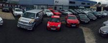 Topline Motors Ltd premises