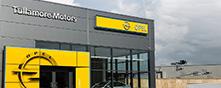 Tullamore Motors Opel premises