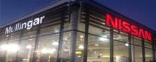 Mullingar Nissan & Opel premises